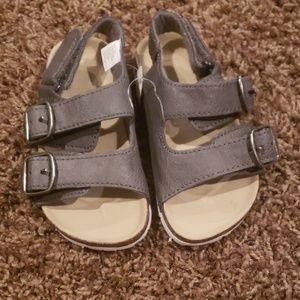 Gap grey sandals